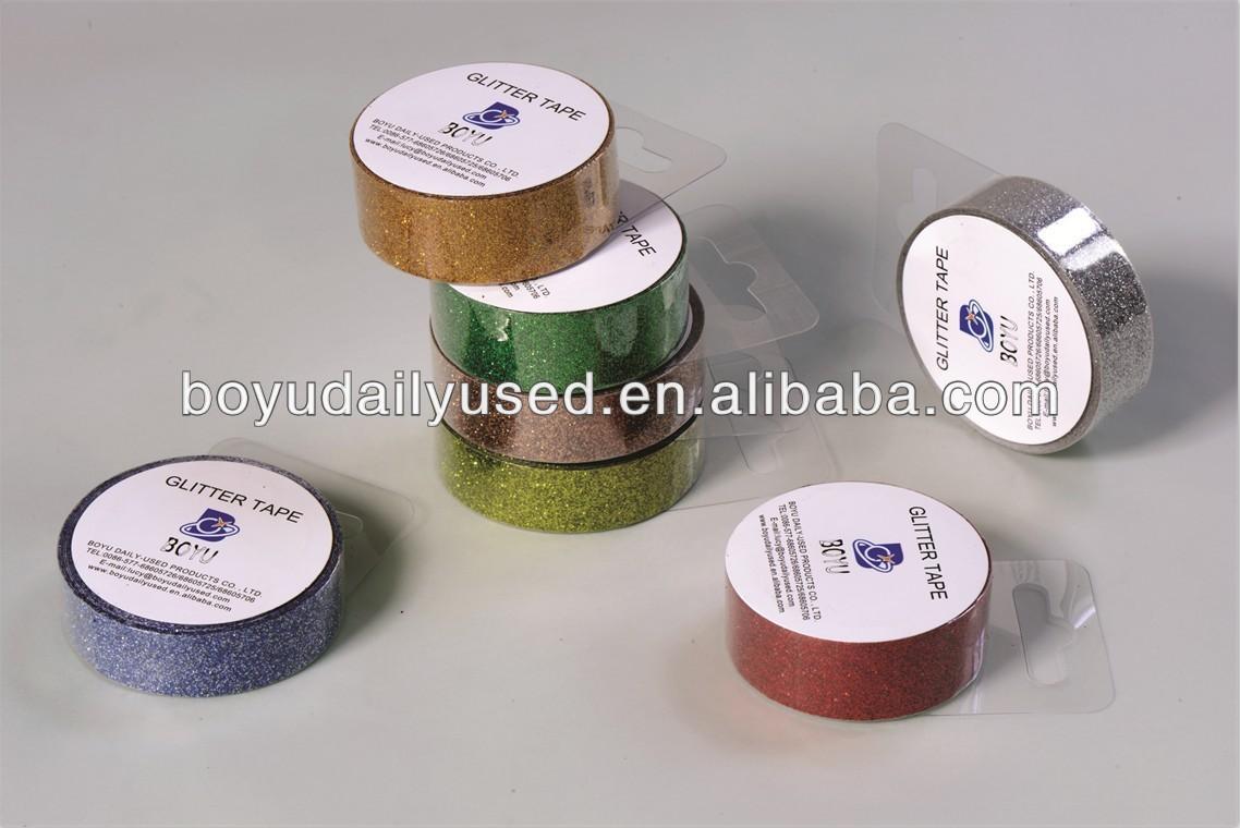 装飾的なグリッターテープ問屋・仕入れ・卸・卸売り