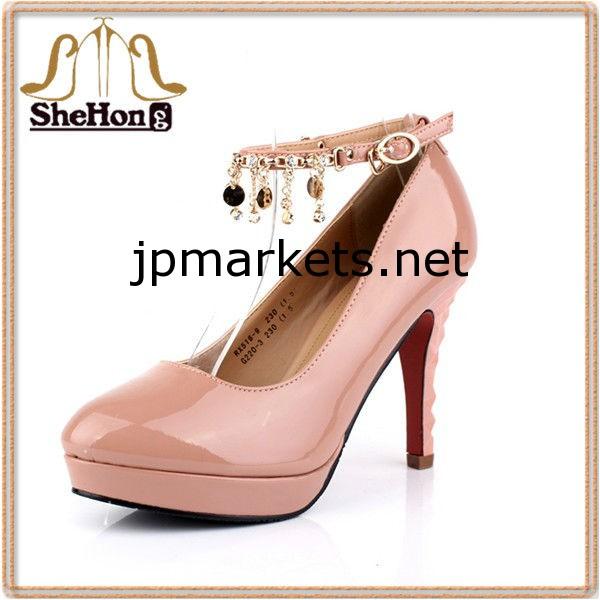 結晶と優雅な女性のハイヒールのファッションの結婚式の靴問屋・仕入れ・卸・卸売り