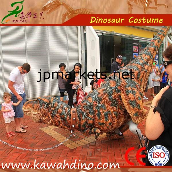 2013ムービー恐竜の衣装を持って歩く問屋・仕入れ・卸・卸売り