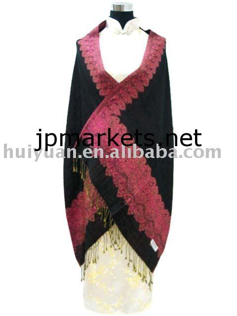 [スーパーディール]パシュミナ、ファッションショール、刺繍パシュミナ問屋・仕入れ・卸・卸売り