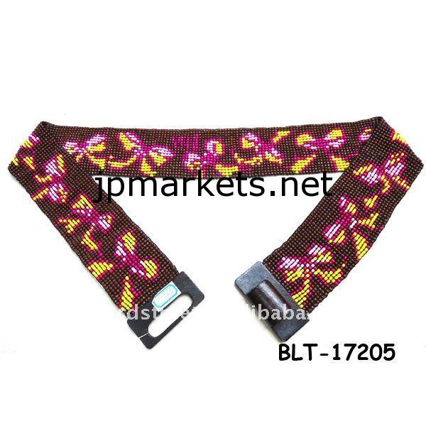 ファッションビーズベルトBLT-17205問屋・仕入れ・卸・卸売り