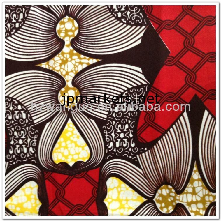 アフリカのワックスは、女性のスーツのために100%の卑劣なミーの綿織物を印刷問屋・仕入れ・卸・卸売り