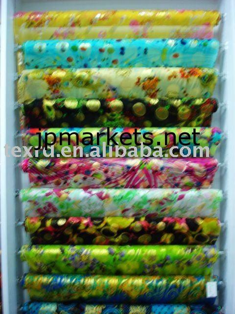 印刷された純粋な絹織物問屋・仕入れ・卸・卸売り