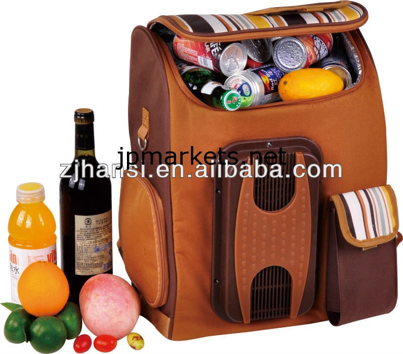 ピクニックのための23L samllの電気携帯用coolbag問屋・仕入れ・卸・卸売り