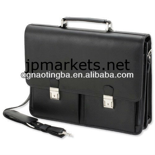 黒カスタムナイロンストラップを運ぶ品質のラップトップブリーフケースのラップトップバッグ問屋・仕入れ・卸・卸売り