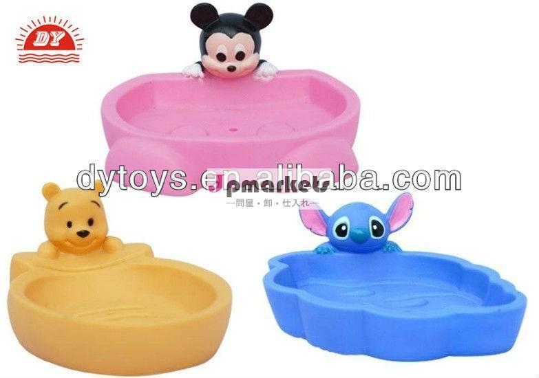 プラスチックのおもちゃの工場卸売ソープボックスプラスチック製の動物の形問屋・仕入れ・卸・卸売り