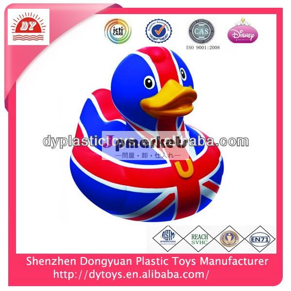 pvcおもちゃ超人3dビニール入浴アヒル問屋・仕入れ・卸・卸売り