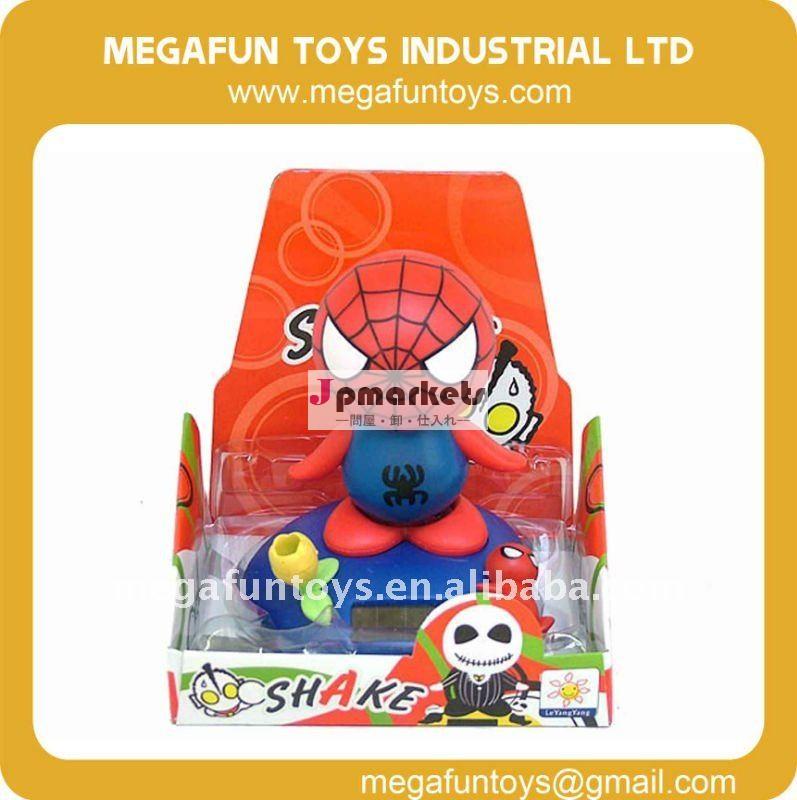 太陽教育おもちゃプロダクト、スパイダーマンの形、太陽おもちゃMF002375問屋・仕入れ・卸・卸売り