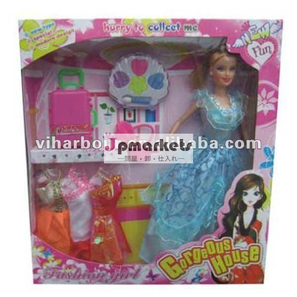人気のかわいい女の子のおもちゃ11.5''の女の子の人形問屋・仕入れ・卸・卸売り