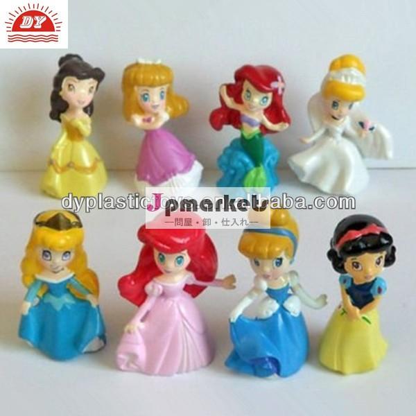 中国からの卸売おもちゃビニールの漫画の人形の数字問屋・仕入れ・卸・卸売り