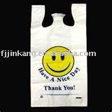 HDPEのTシャツは袋を印刷した問屋・仕入れ・卸・卸売り