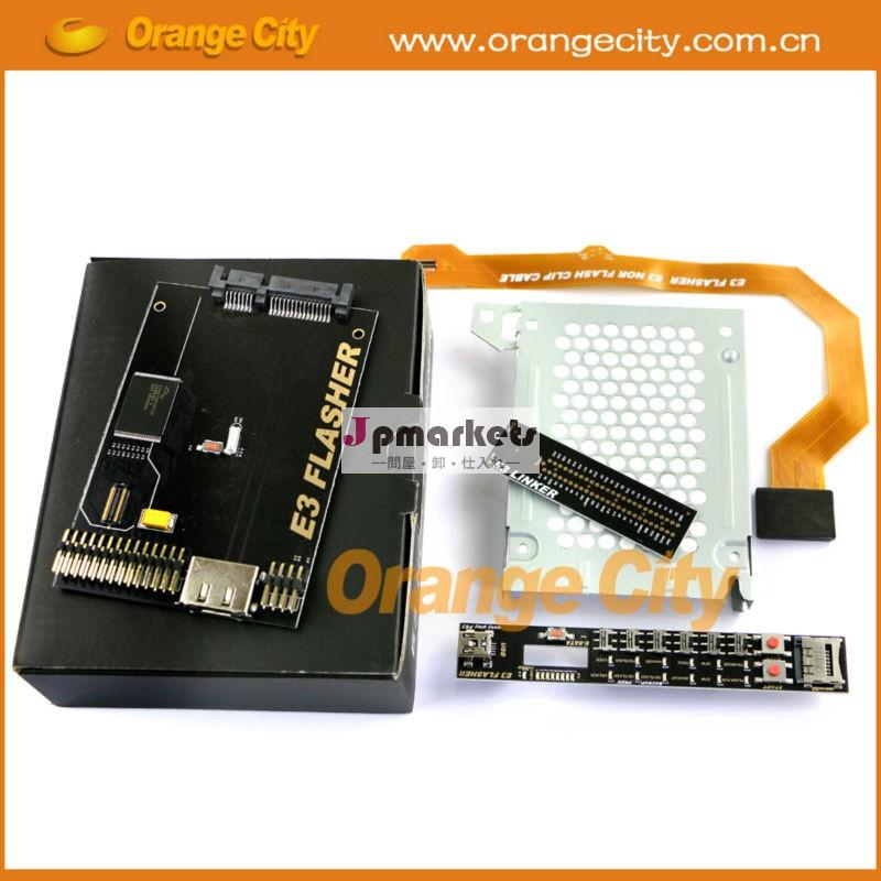 フラッシャー付きもe34ps3用部品デュアルブート付きスリム電源スイッチ- ダウングレードv3.7v3.55ps3用に問屋・仕入れ・卸・卸売り