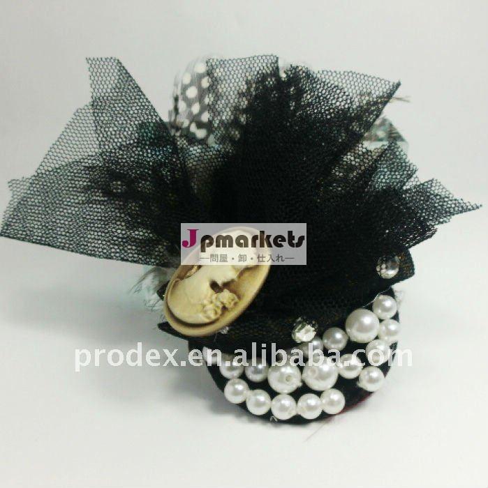 真珠が付いている実質の羽のブローチ問屋・仕入れ・卸・卸売り