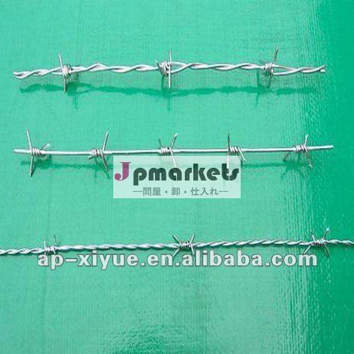 供給ポリ塩化ビニールは塗ったgalvanziedかみそりの有刺鉄線(工場)に問屋・仕入れ・卸・卸売り