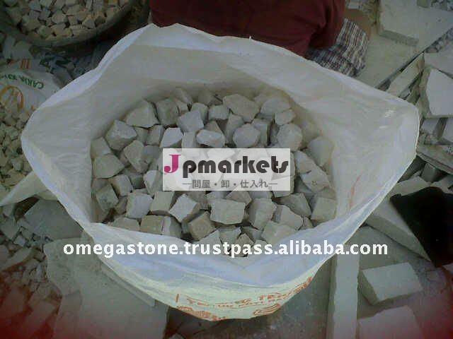 インドネシアの廃水処置のための白い未加工石灰岩の固まり問屋・仕入れ・卸・卸売り