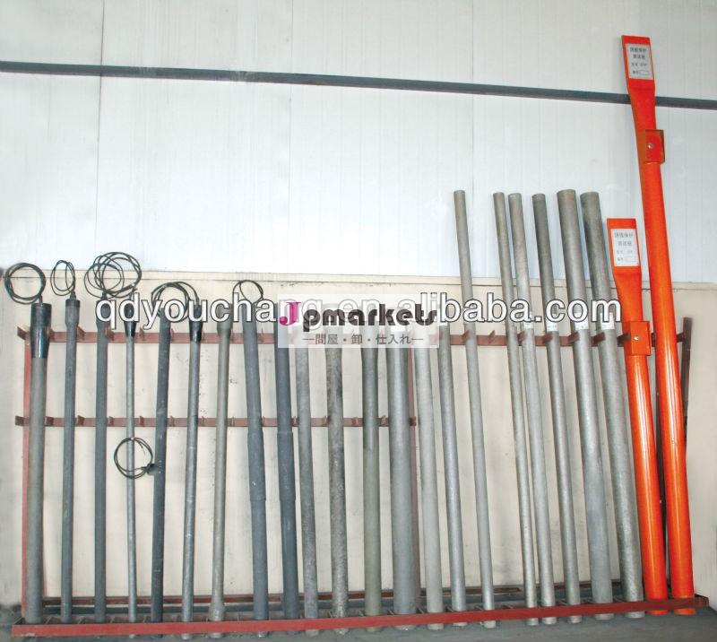 最高の品質の中空管状の高シリコン鋳鉄陽極問屋・仕入れ・卸・卸売り