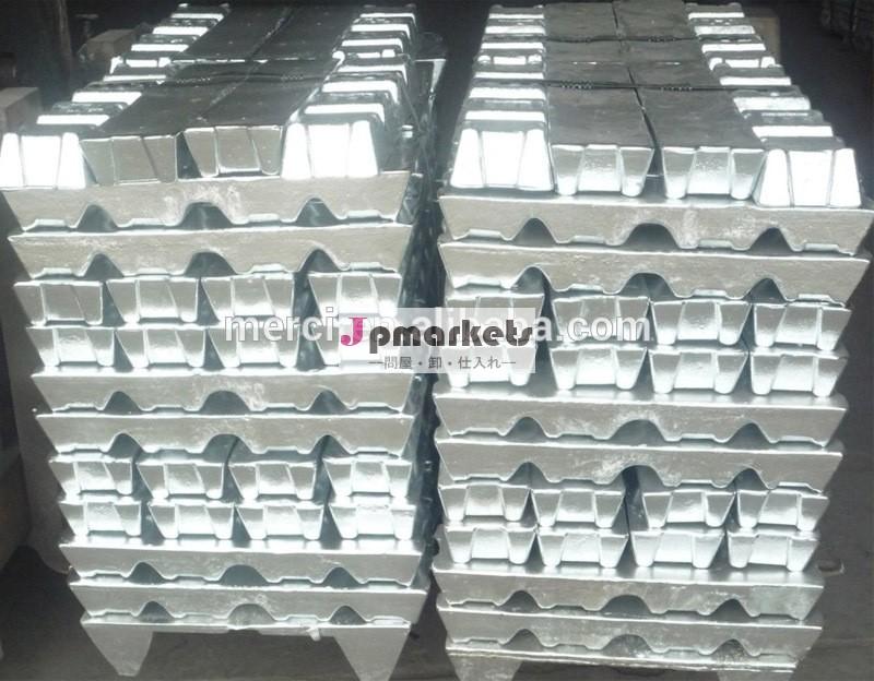 熱い販売の! 高純度亜鉛インゴット99.5%- 99.995%、 最低価格で問屋・仕入れ・卸・卸売り