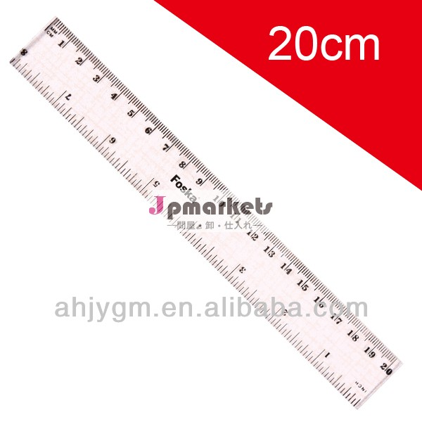 熱い販売のプラスチック定規20x2.8cm/プラスチックストレート定規- as0320- 2問屋・仕入れ・卸・卸売り