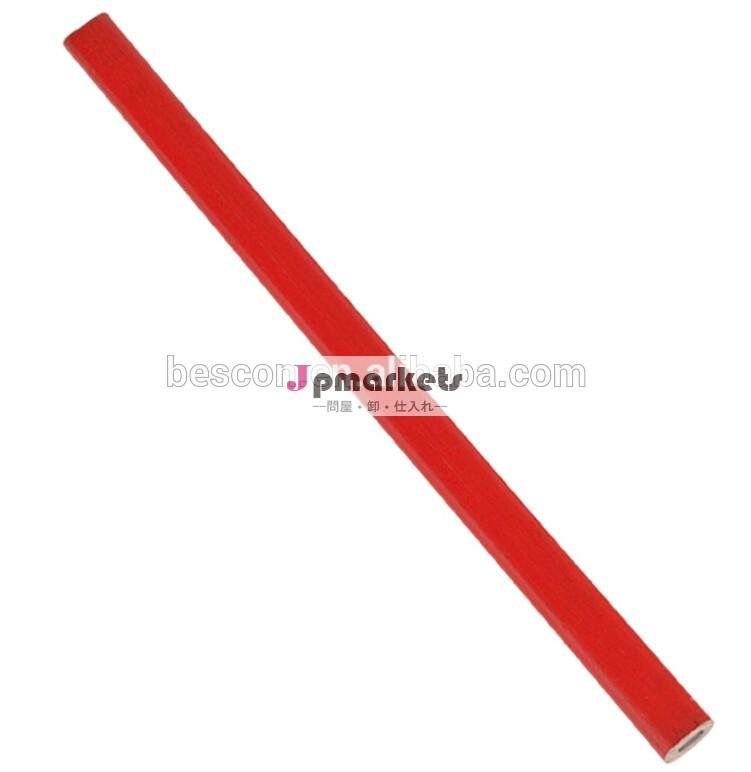 赤い木刻印カーペンター鉛筆問屋・仕入れ・卸・卸売り