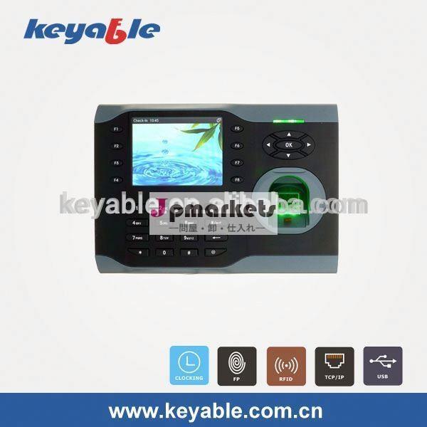 の指紋の時間出席とkeyableiclock360tcp/ip問屋・仕入れ・卸・卸売り