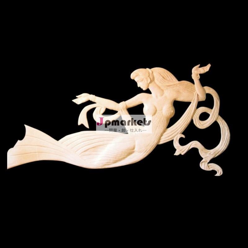 ファイバーグラス製のレリーフ- 東方風妖精レリーフ壁の彫刻問屋・仕入れ・卸・卸売り