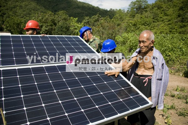 高品質グレードソーラーパネル36v100w150w200w250w300w140ワットモノラル太陽電池モジュールpvモジュール太陽光発電プラント問屋・仕入れ・卸・卸売り