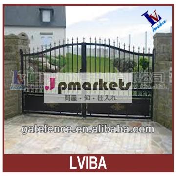 金属ヤードゲート・フロントヤードゲートとヤードゲートフェンスゲート問屋・仕入れ・卸・卸売り