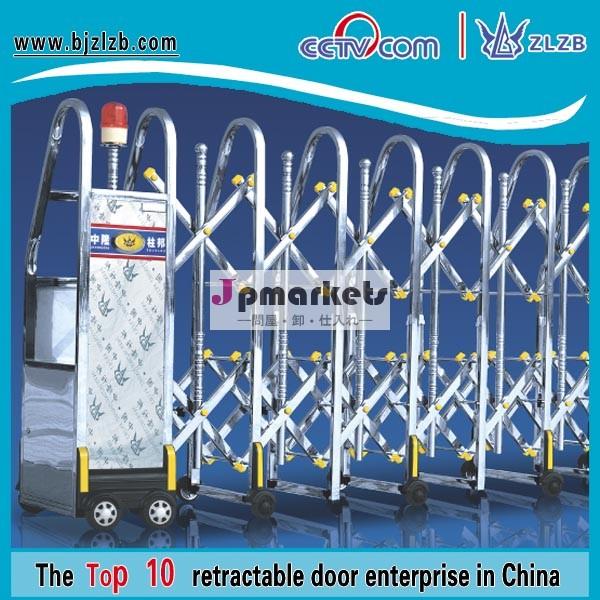 拡張可能なゲート障壁入り口鋼鋼管ゲートドアデザイン問屋・仕入れ・卸・卸売り