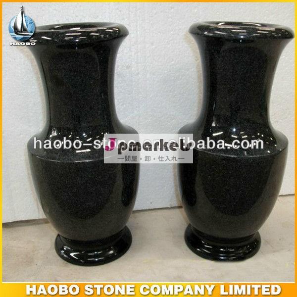 安い花崗岩のhaobo墓地の花瓶問屋・仕入れ・卸・卸売り
