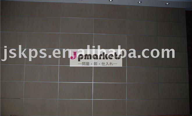 kps羊ウールファブリック装飾的な壁パネル問屋・仕入れ・卸・卸売り