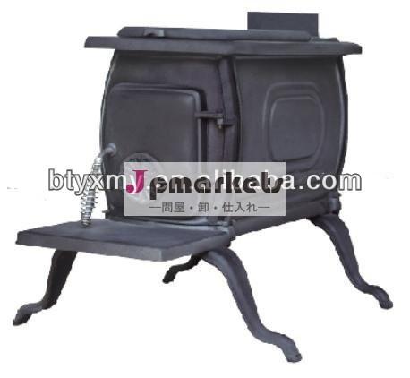 屋内の薪の暖炉鋳鉄、 90-300sqm問屋・仕入れ・卸・卸売り