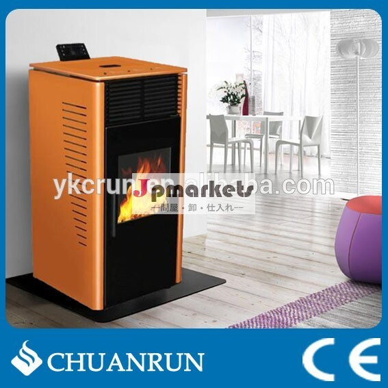 8kw freestanding electric pellet fireplaces CR-07問屋・仕入れ・卸・卸売り
