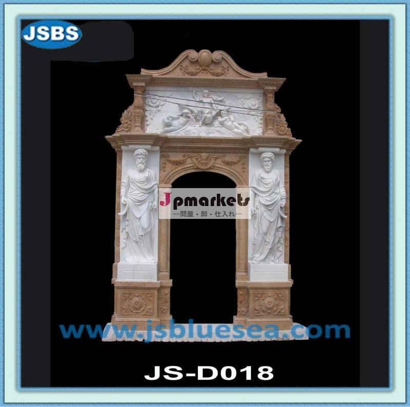 石の扉の入り口js-d018問屋・仕入れ・卸・卸売り