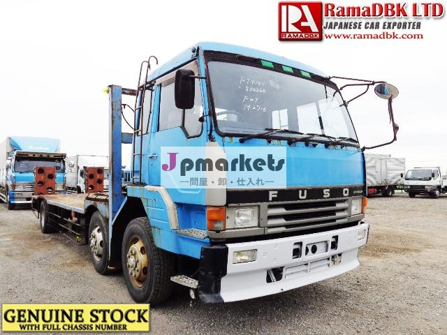 三菱stock#35240扶桑10トンセルフローダーrhd日本販売用トラックを使用問屋・仕入れ・卸・卸売り