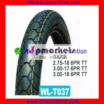 低価格高品質バイクタイヤ3.00〜17中国問屋・仕入れ・卸・卸売り