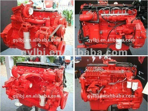 土工の機械類のためのCUMMINS 5.9Lエンジン6BTA5.9-C165問屋・仕入れ・卸・卸売り