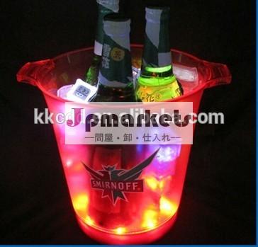 中国充電式製造プラスチックrgbledワインバケット問屋・仕入れ・卸・卸売り