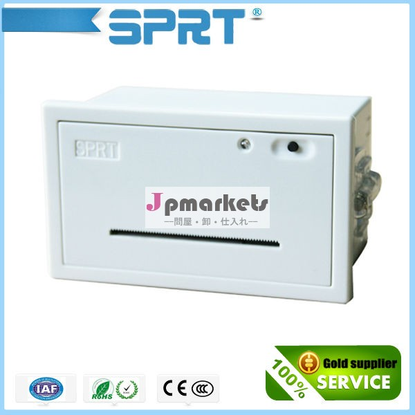 Rs232/パラレルインタフェース2インチインパクトドットマトリクスプリンタ付きマイクロパネルのレシートプリンタ問屋・仕入れ・卸・卸売り