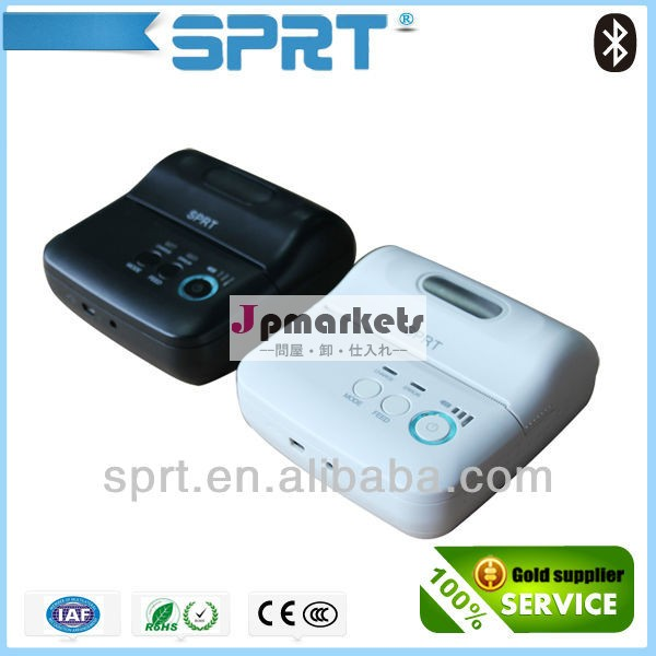 マシン用のbluetoothプリンタ/モバイルプリンタ/ポータブルプリンタ/サポートiphoneiosのandriod・プリンタ問屋・仕入れ・卸・卸売り