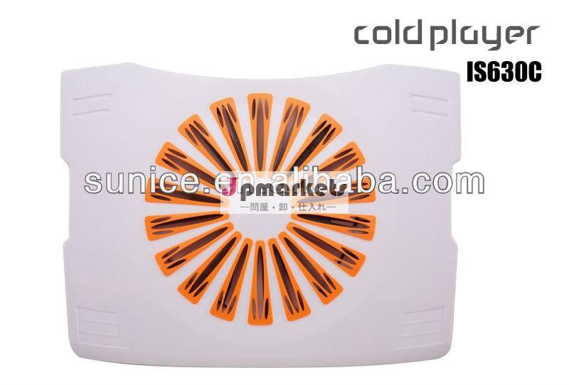 ミニポータブル1ファンのラップトップ冷却パッド13から15インチのラップトップのための問屋・仕入れ・卸・卸売り