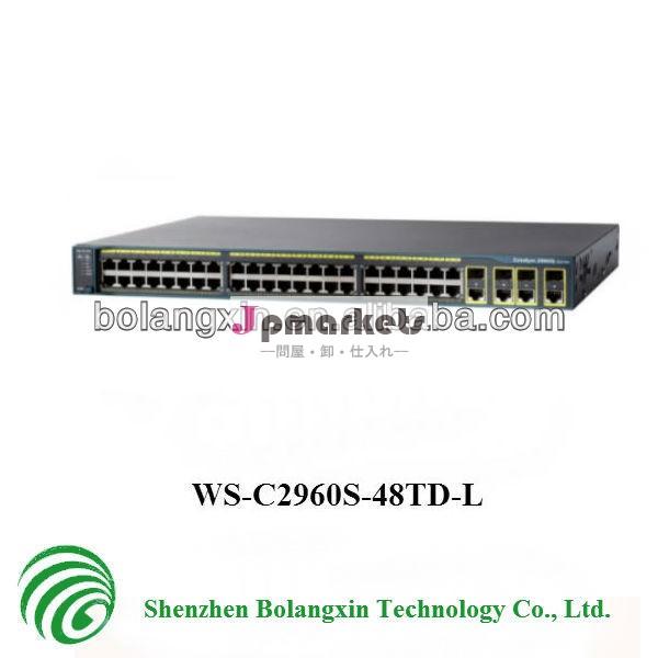 シスコ製スイッチws-c2960s-48td-l10gb問屋・仕入れ・卸・卸売り