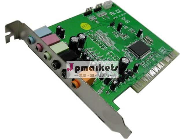 最高のselllingpci8- チャンネルのサウンドカードpciインターフェイスを持つ問屋・仕入れ・卸・卸売り