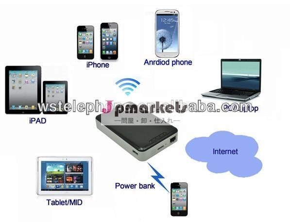Wifiusb3.0w3000phハードディスクボックスhddエンクロージャ問屋・仕入れ・卸・卸売り