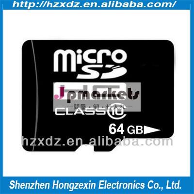 マイクロsdカード64gb+マイクロsdsdアダプタへ10sdhcクラスを使用して問屋・仕入れ・卸・卸売り
