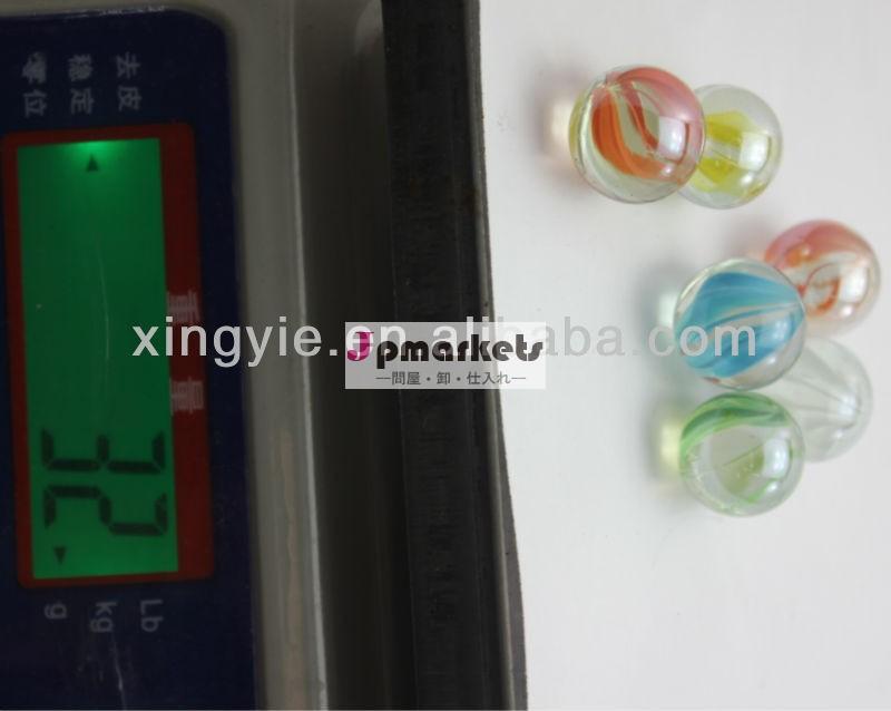 中国のカスタムdia16mm透明な丸いガラスのビー玉問屋・仕入れ・卸・卸売り