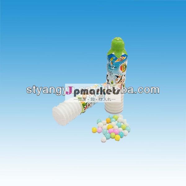 おもちゃキャンディー、 キャンディー付き3gヨーグルトの瓶、 プラスチックキャンデーのおもちゃ問屋・仕入れ・卸・卸売り