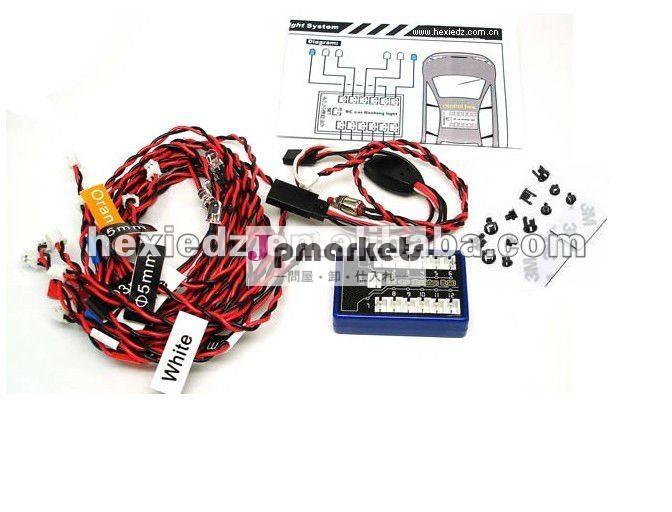 RC車のための12LED標識燈システム問屋・仕入れ・卸・卸売り