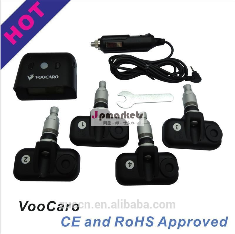 無線車のタイヤ空気圧モニタリングシステムクライスラーledディスプレイ付き問屋・仕入れ・卸・卸売り