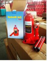 機械的なツール10トン油圧用ボトルジャックを修復するために車やトラックのリフティング問屋・仕入れ・卸・卸売り