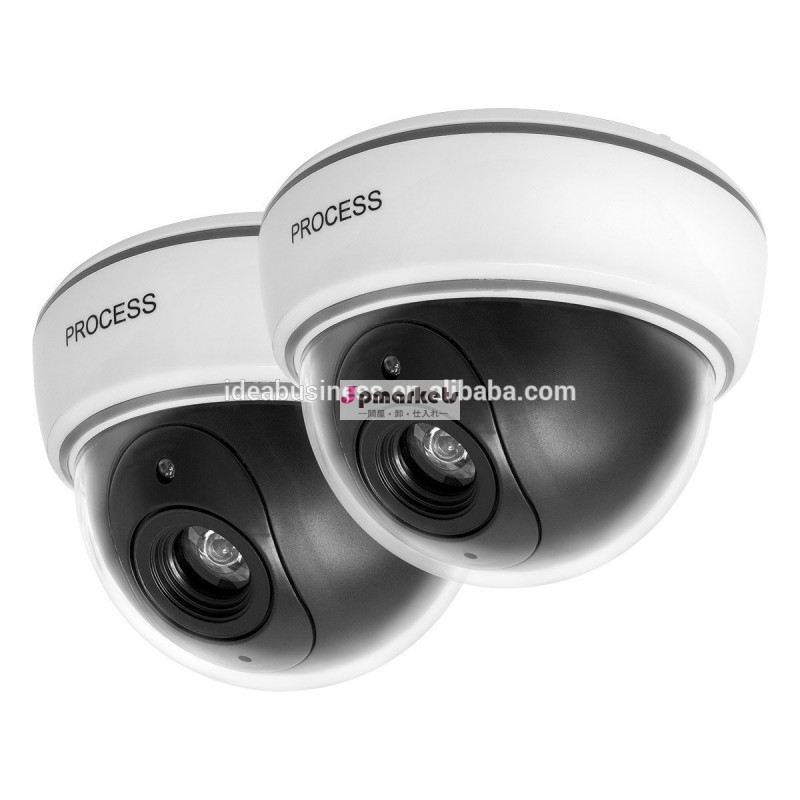 Cctvのダミードームカメラ/ドームダミーカメラ光の点滅とds-1500bモデル問屋・仕入れ・卸・卸売り